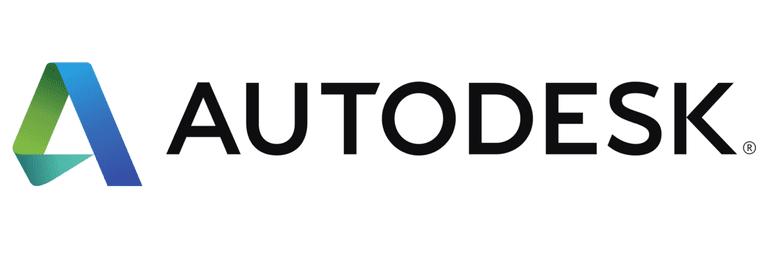 Screenshot of the Autodesk logo