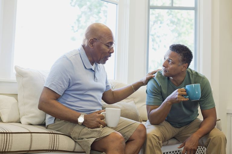 How to Talk with a Person Who Has Dementia