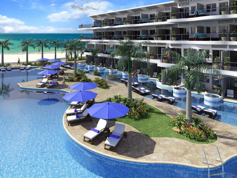 Mexico all inclusive resort - Photo courtesy of AZUL Hotels by Karisma.