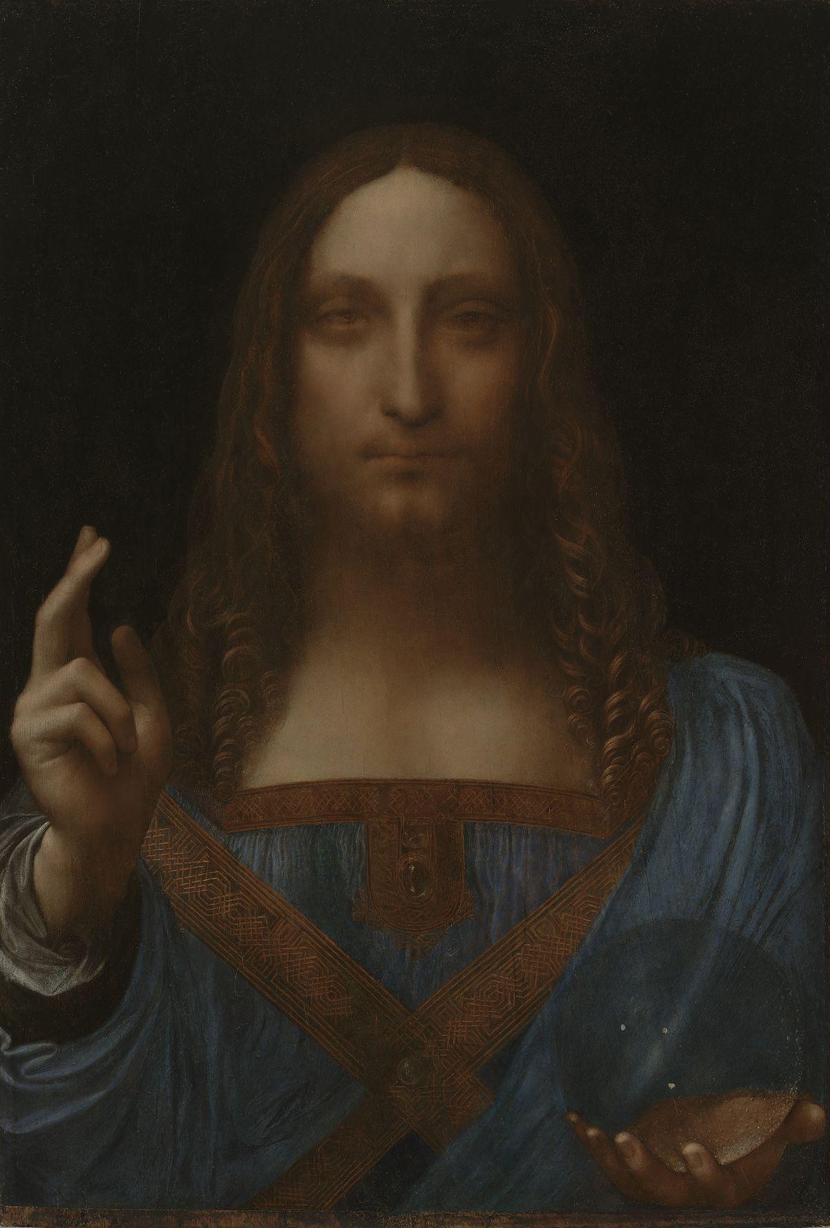 Leonardo da Vinci Paintings and Artwork About