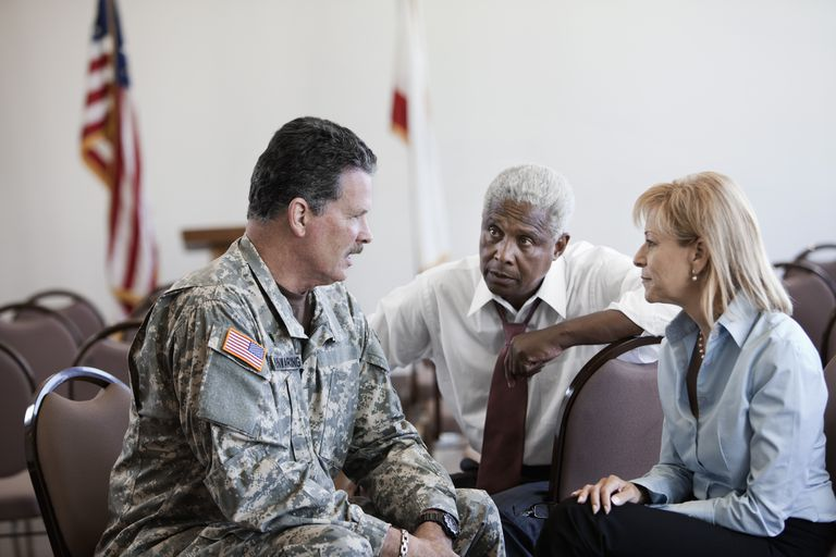soldier and staff Military Equal Opportunity program