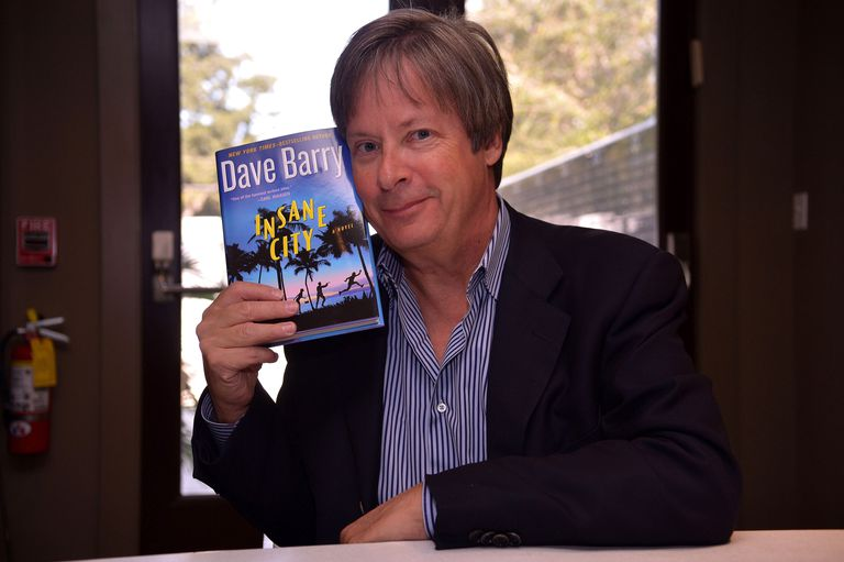 Dave Barry's Underpants Rule