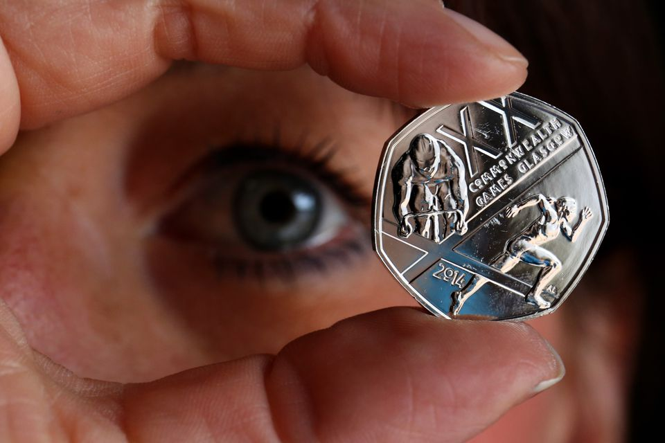 Proper Way To Hold a Coin