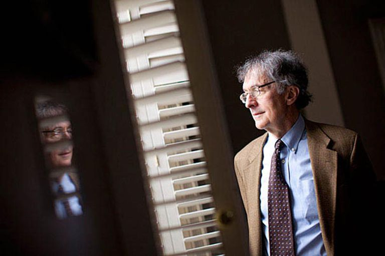 Portrait of Howard Gardner, April 20, 2011