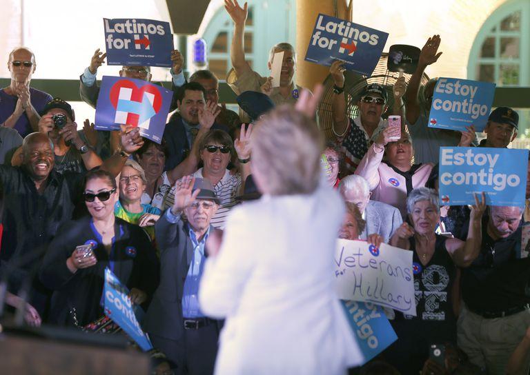 hillary clinton, election