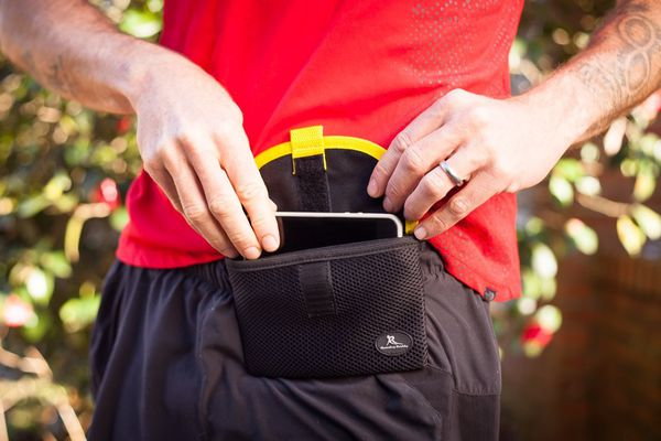 Running Buddy Magnetic Personal Storage Pouch