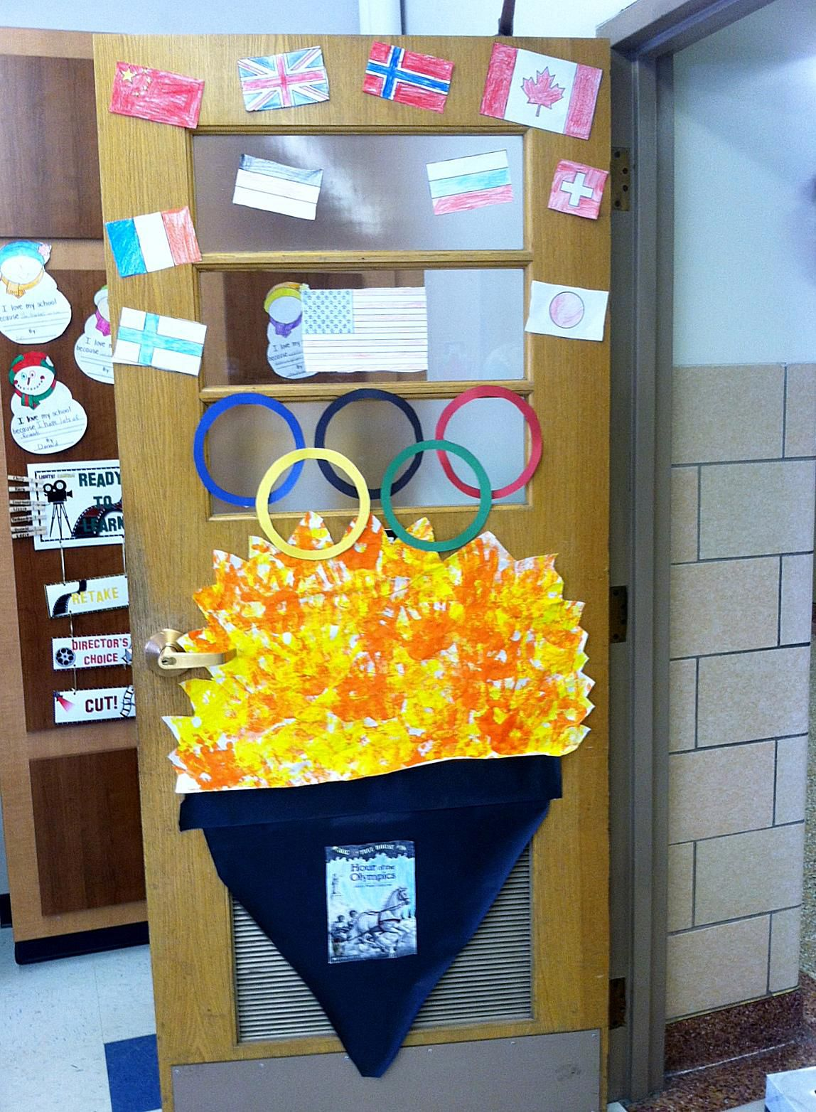 Classroom Door Decorations - Ideas for All Seasons