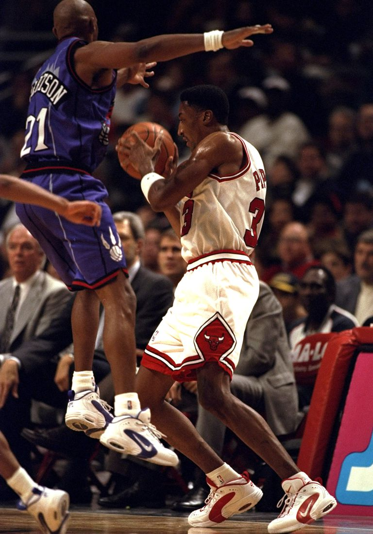 Scottie Pippen s 10 Best Court Shoes