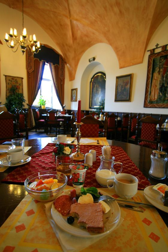 Castle hotels in prague and czech republic for Hotels in prague 1