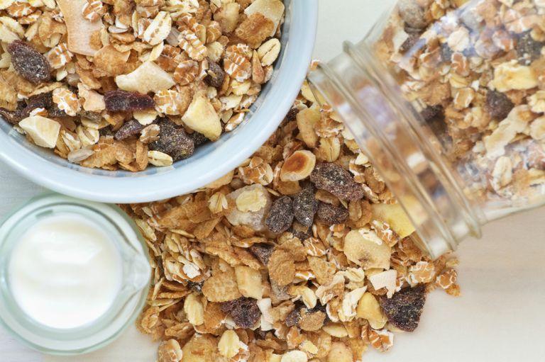 Fiber in oats