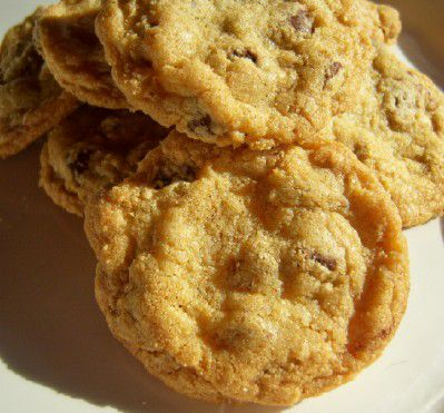 Gluten-Free Chocolate Mint Chip Cookie Recipe