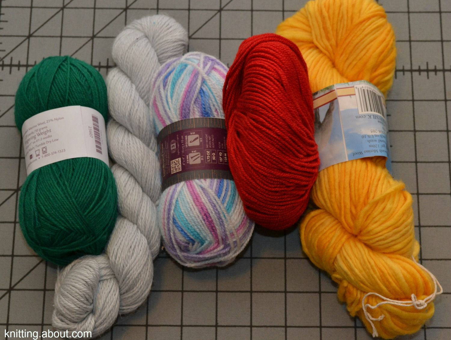 Knitting Different Yarn Weights : All about yarn weights for knitting
