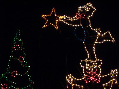 Midwest City's Holiday Lights Spectacular
