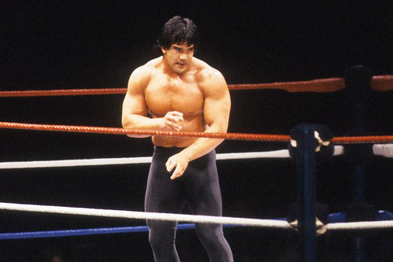 Ricky Steamboat won the NWA World Championship in 1989