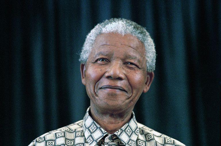 History of Nelson Mandela
