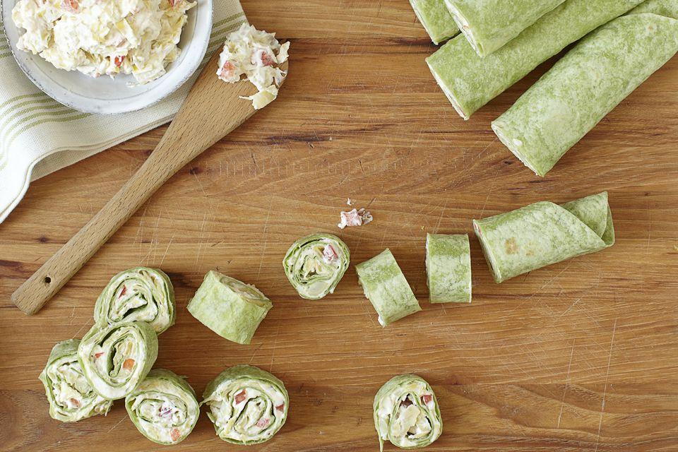 Tortilla Rolls
