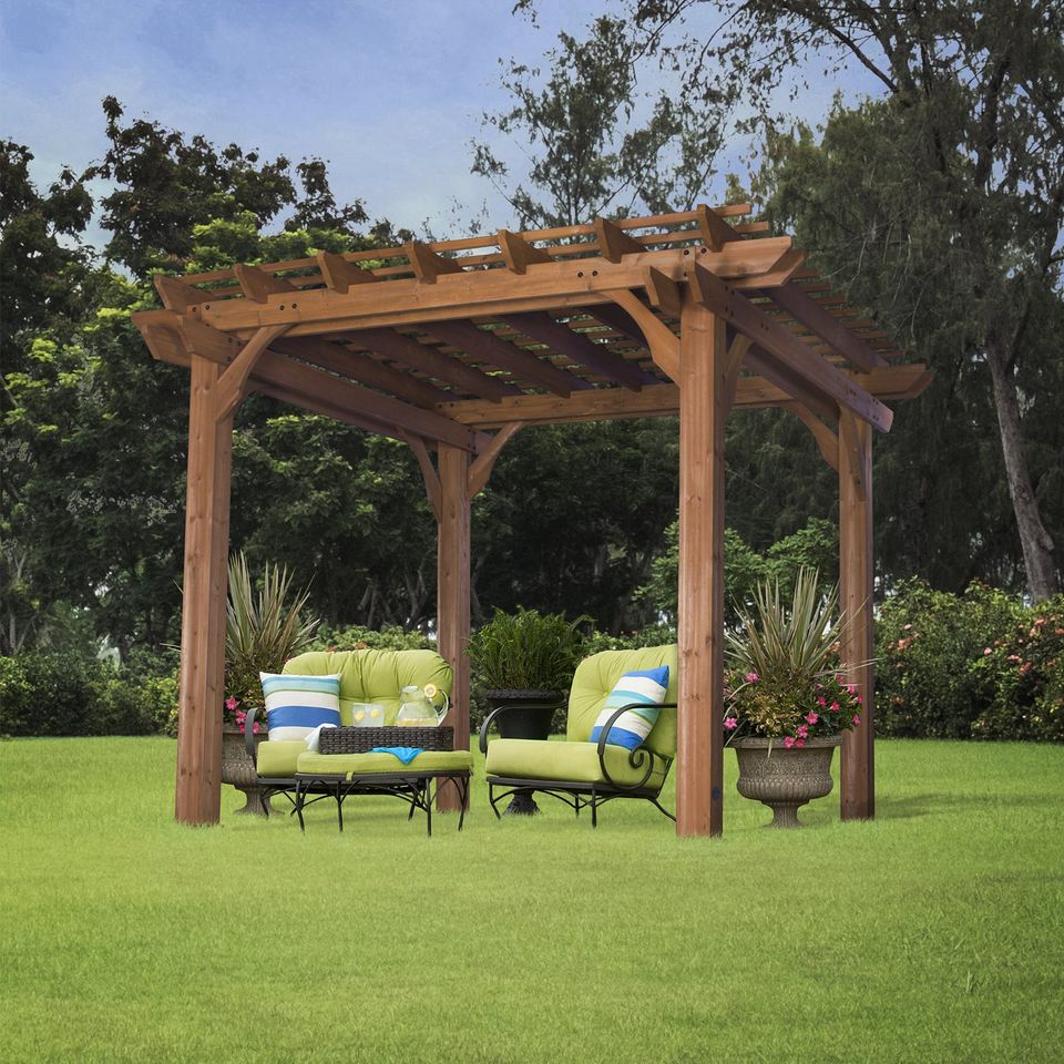 The Top Rated Pergolas And Kits To Buy