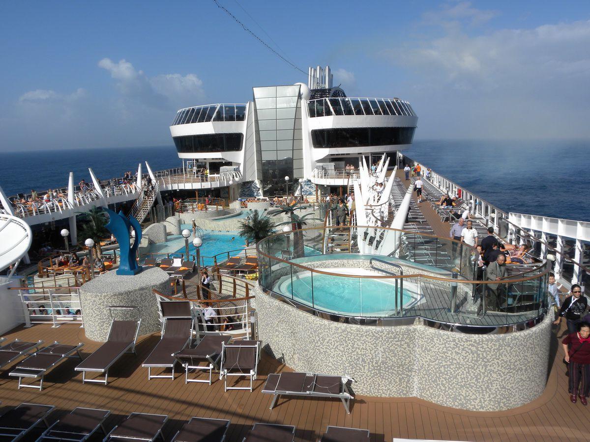 Msc splendida cruise ship tour and profile baanklon Gallery