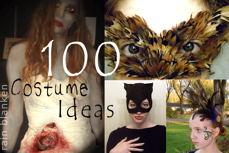 Costume Ideas for Women