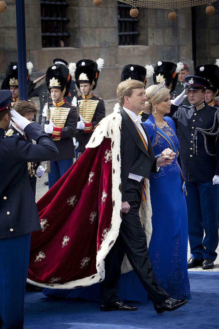 Rulers of the netherlands holland for Alexander holland