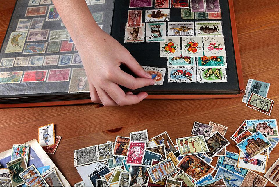 Image result for stamp collecting