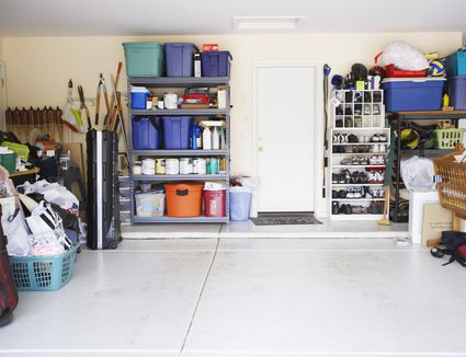 garage inside. Is Your Garage A Danger Zone? Use These Tips To Make Safe Inside N