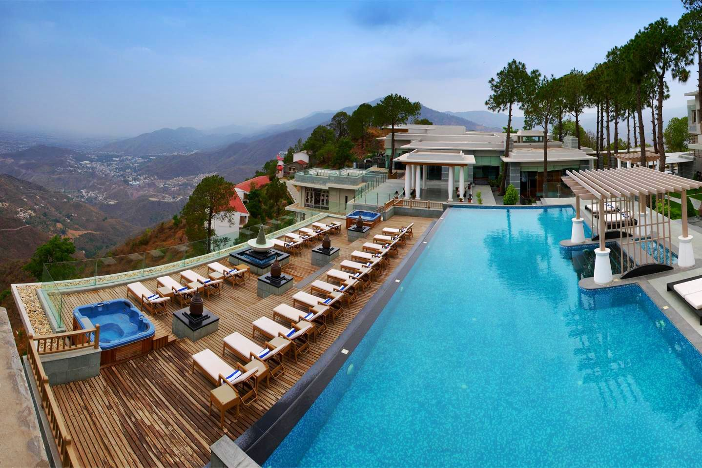 Aalia On The Ganges Hotel 12 Top Spa Resorts In The Himalayas In India