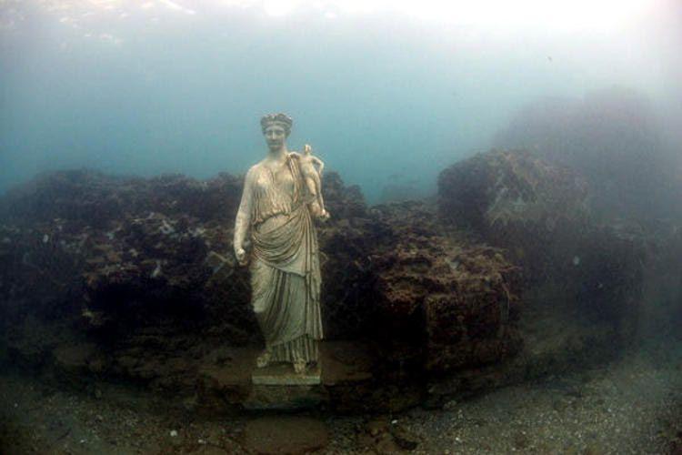 Baia Submerged Archaeological Park