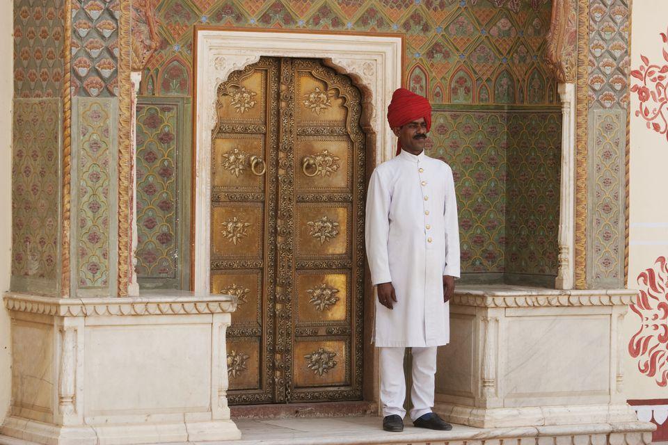Jaipur City Palace.