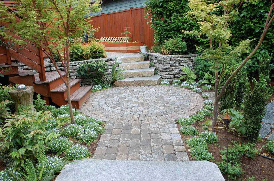 25 patio paver design ideas