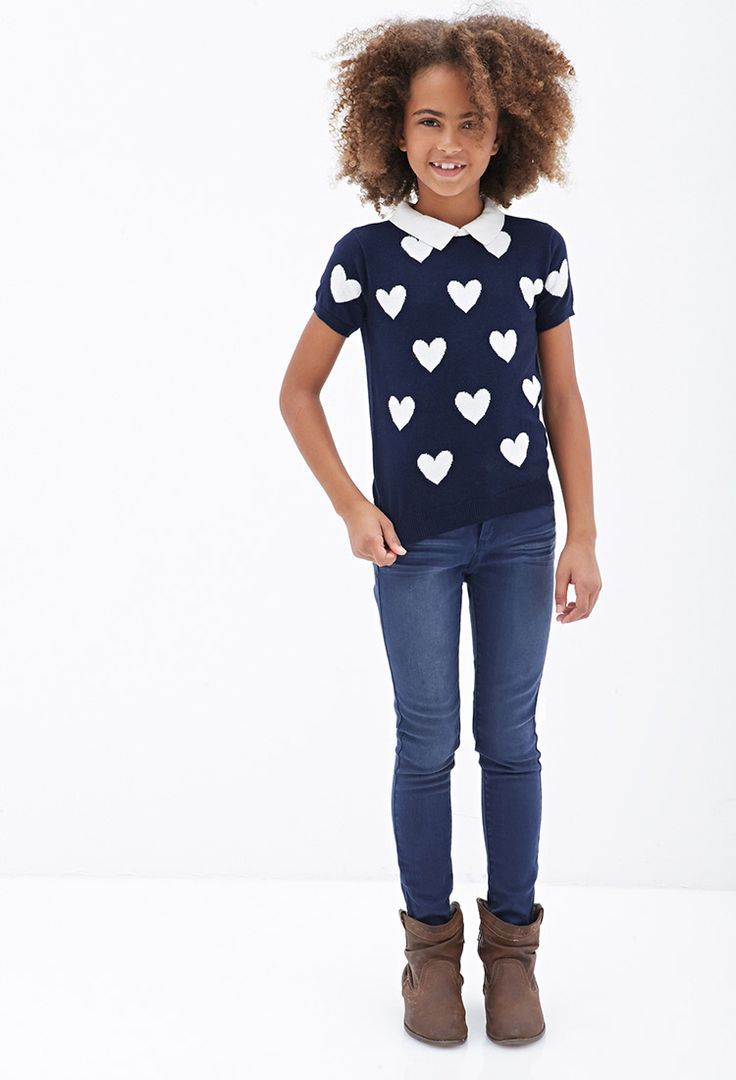 Top 10 Back To School Jeans Trends For Kids And Teens-7762
