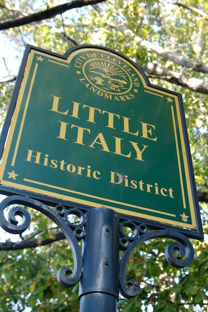 Cleveland's Little Italy