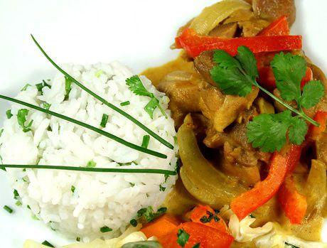 Thai Chicken Massaman Curry