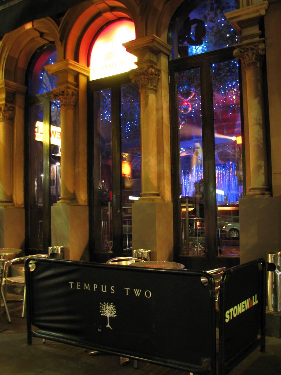 Stonewall Hotel Gay Bar on Oxford Street