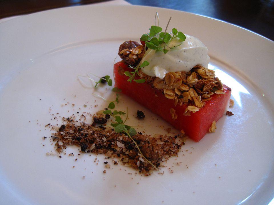 Le Monde cafe - Breakfast Degustation