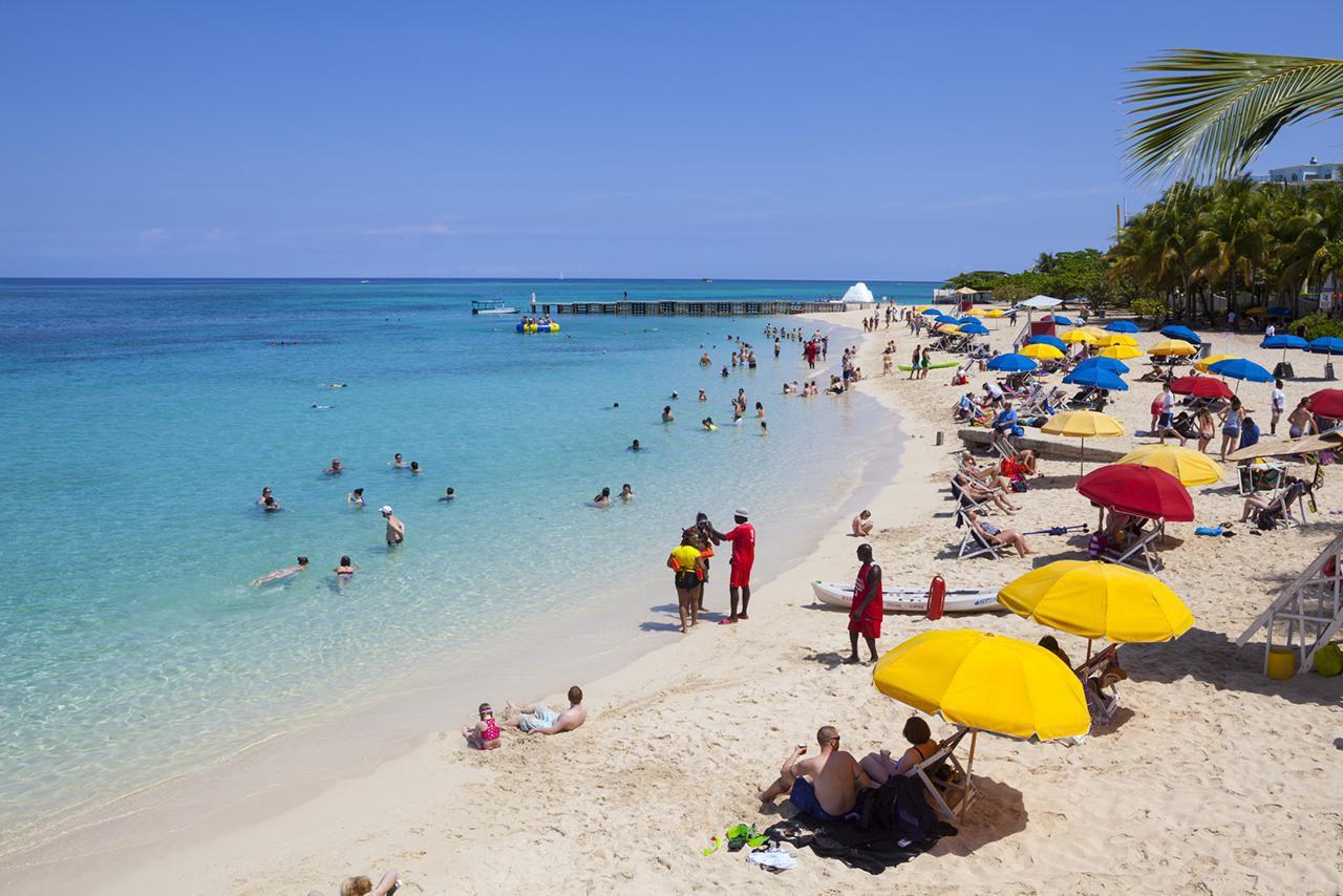 Winnifred Beach Portland Jamaica: Rocky but But Gorgeous |Jamaican Black Sand Beaches