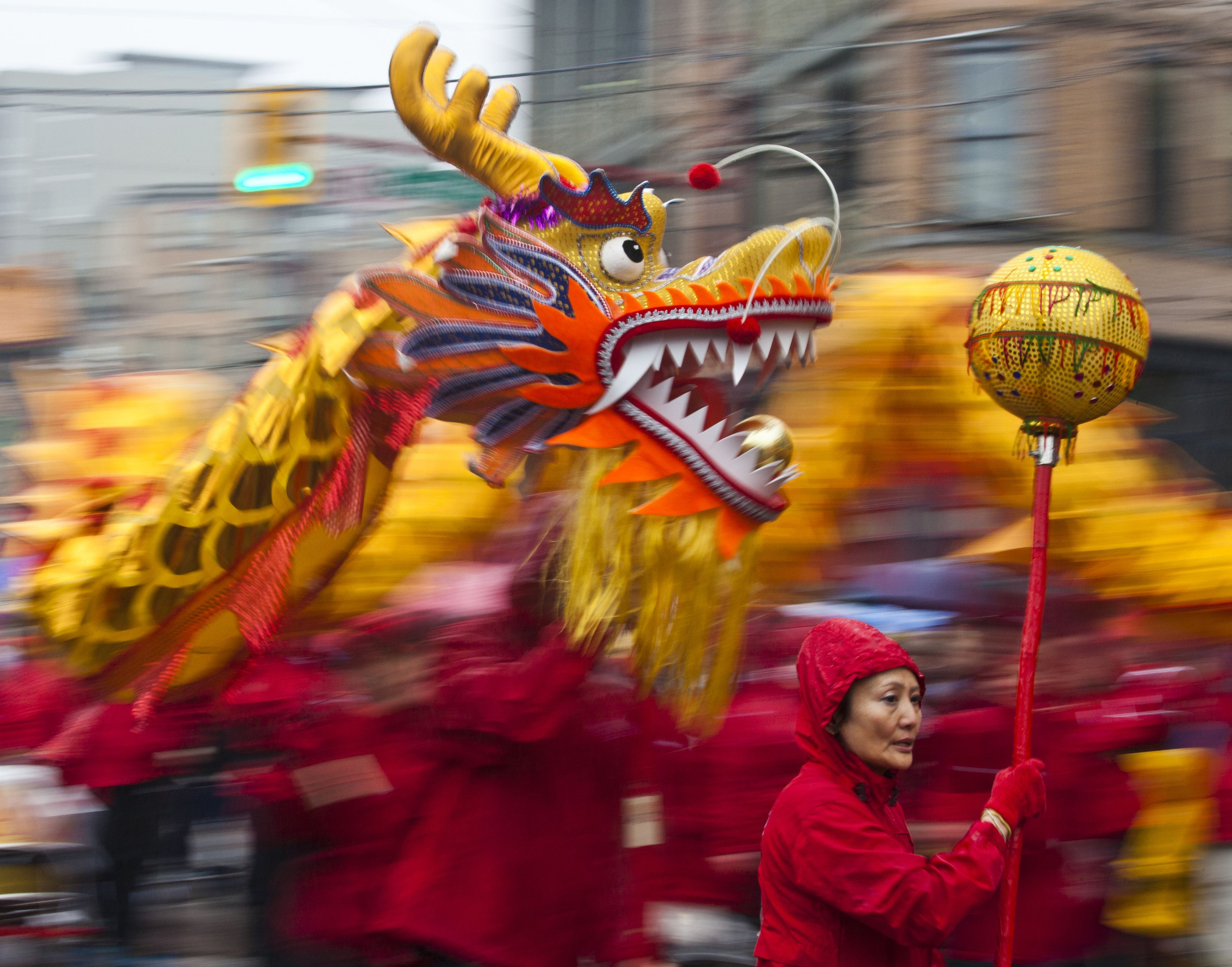 Chinese New Year Events in Vancouver, BC