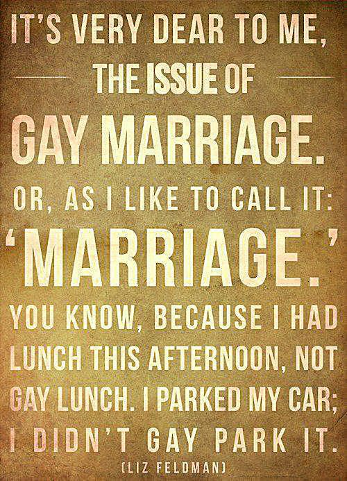 funny gay marriage signs and memes gay marriage quote