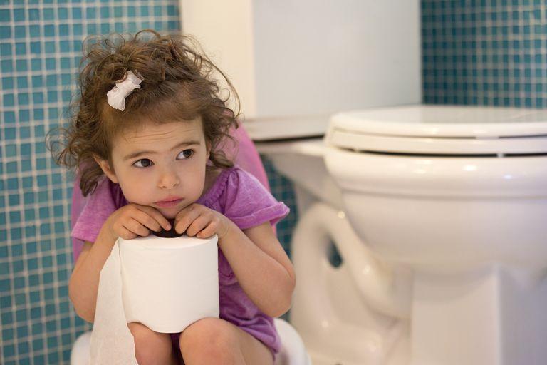potty training concept