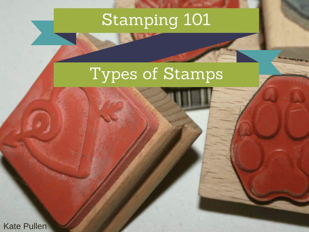 What Are The Different Types Of Stamps For Crafters