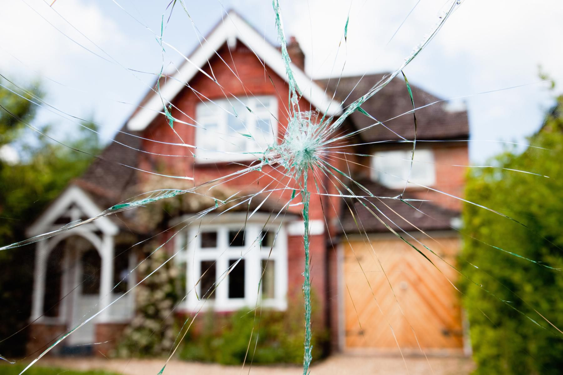 How To Repair Single Pane Window Glass