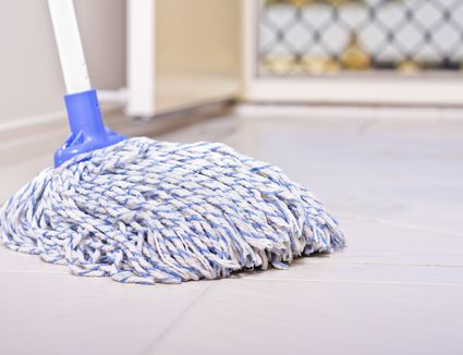 How Mop Your Floor The Right Way