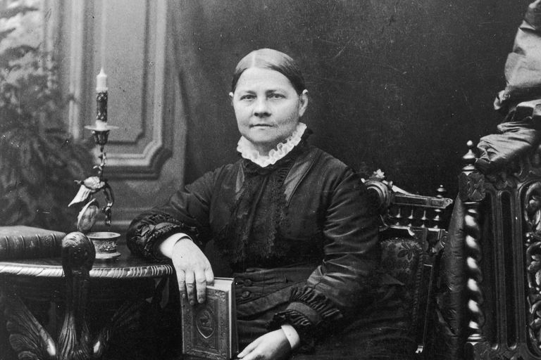 Lucy Stone, 1860s