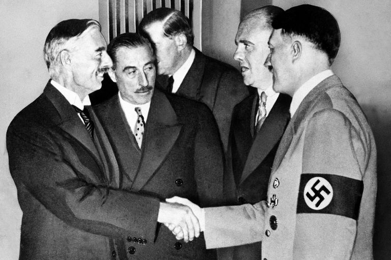 European leaders at the Munich Conference