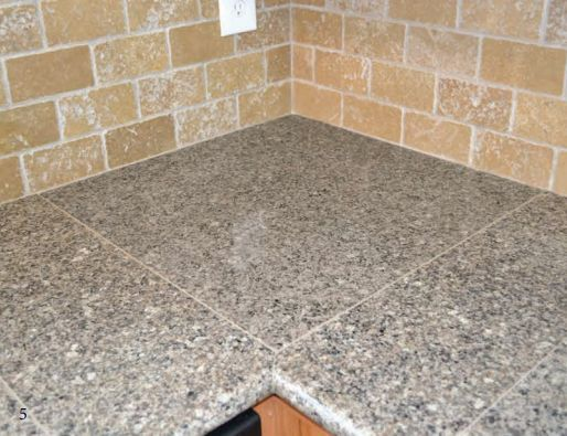 Countertop overlays or mini slabs for Seamless quartz countertops