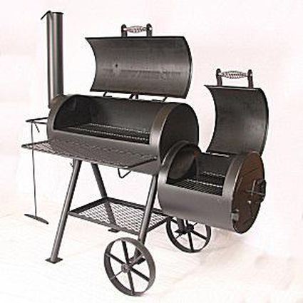 BBQ Smoker Types and Functions
