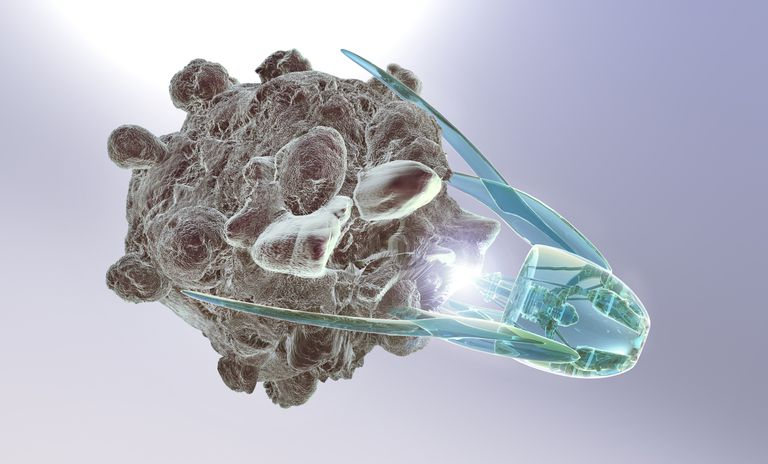 How Ingestibles and Nanotechnology Are Change Medicine
