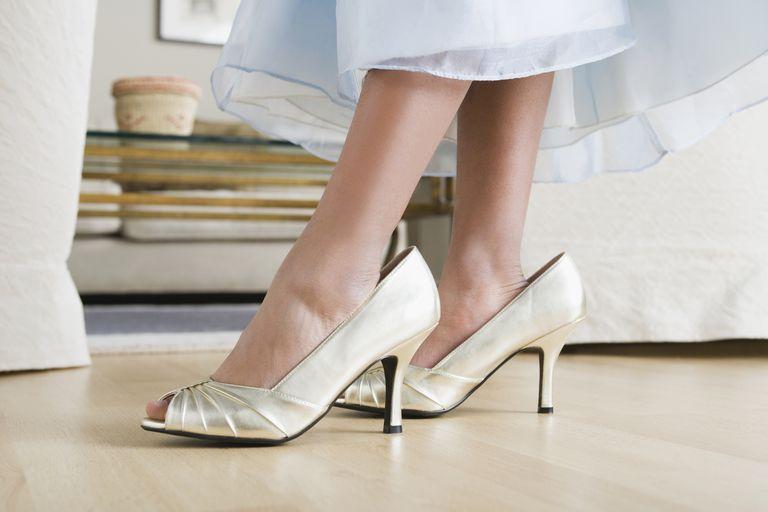 Too big heels