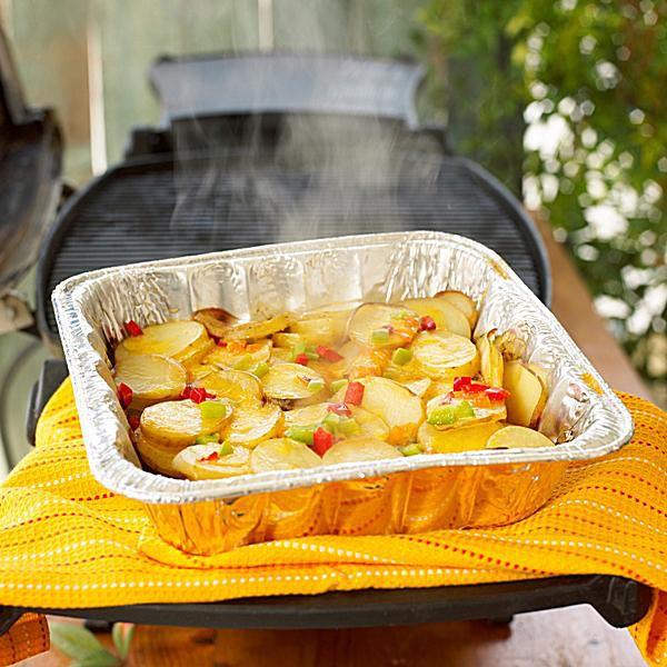 Cookout Potatoes Recipe
