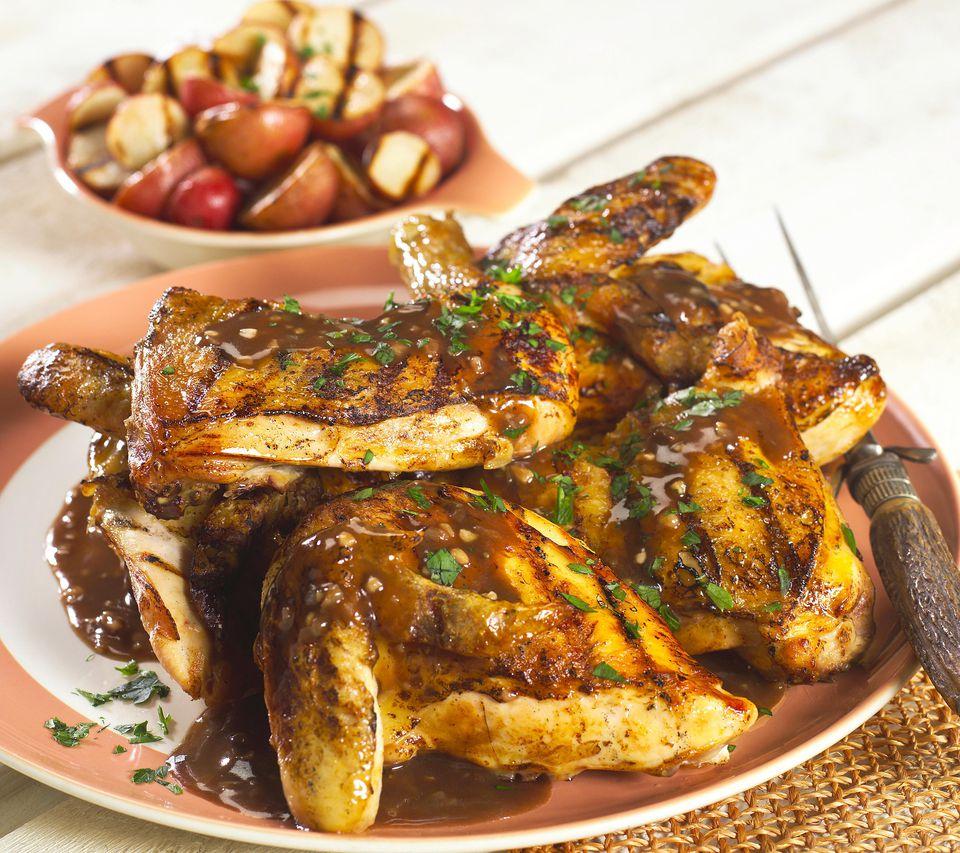 Thai Style Chile Chicken